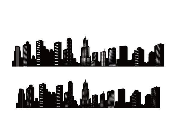 町 Silhouette Design